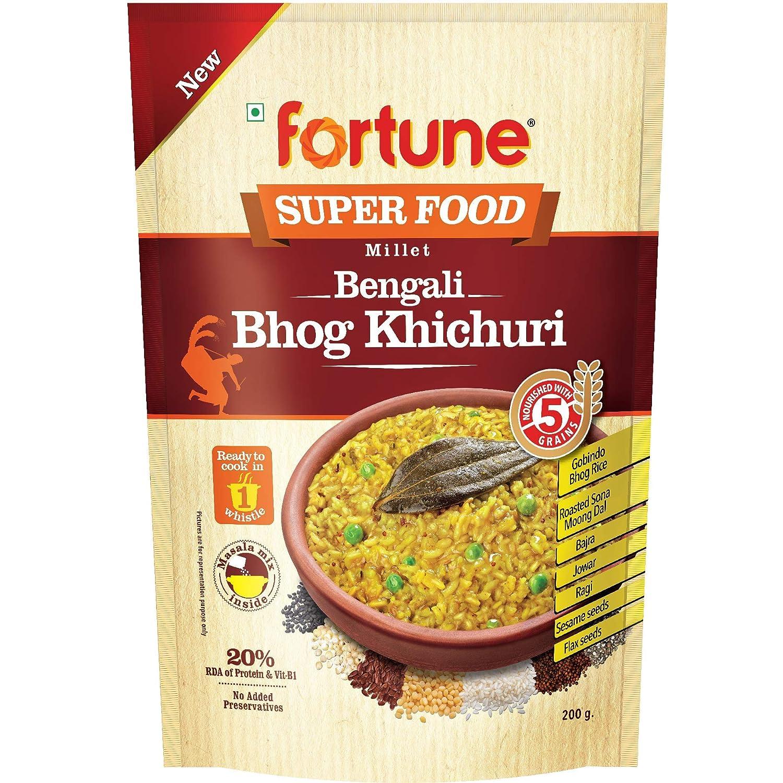 Fortune Super Food Bengali Bhog Khichuri, 200g