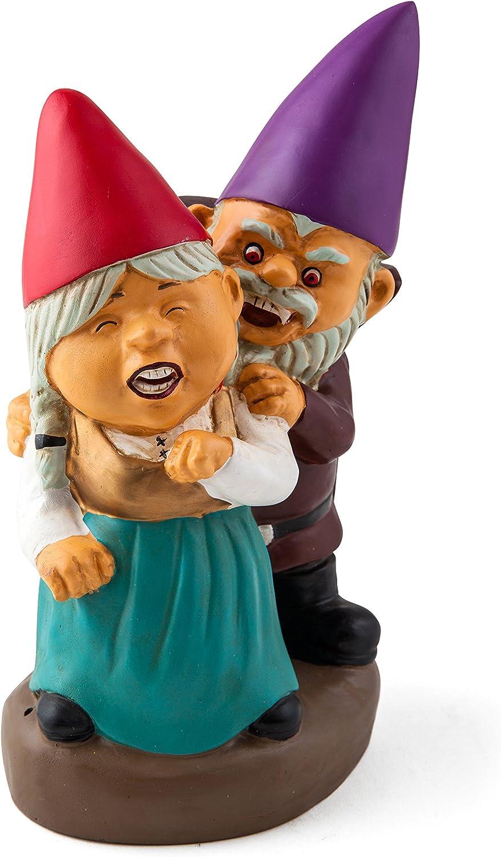 """BigMouth Inc """"Vampire"""" Garden Gnome Statues"""