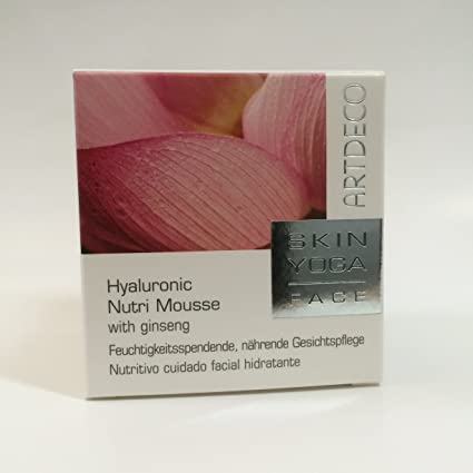 Art Deco hyalu Electronic NUTRI Mousse with Ginseng, 50 ml