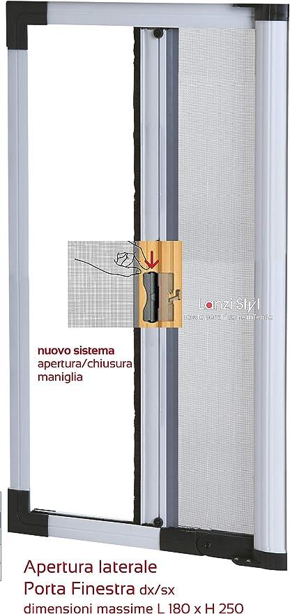 Mosquitera enrollable para puerta o ventana. Control de resorte. Precio por metro cuadrado.: Amazon.es: Bricolaje y herramientas