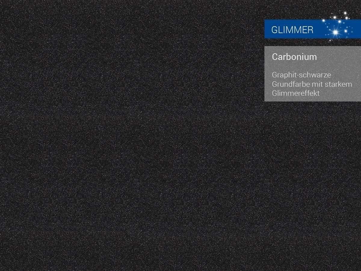 Auflage in Carbonium Schock K/üchensp/üle Signus D-150