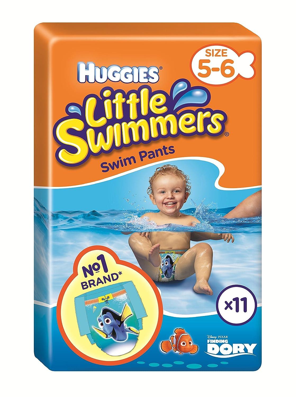 Pañales de agua little swimmers