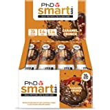 PhD Nutrition Smart Bar, Caramel Crunch