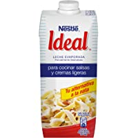 Nestlé - Ideal - Leche Evaporada - 500 ml (525 g)