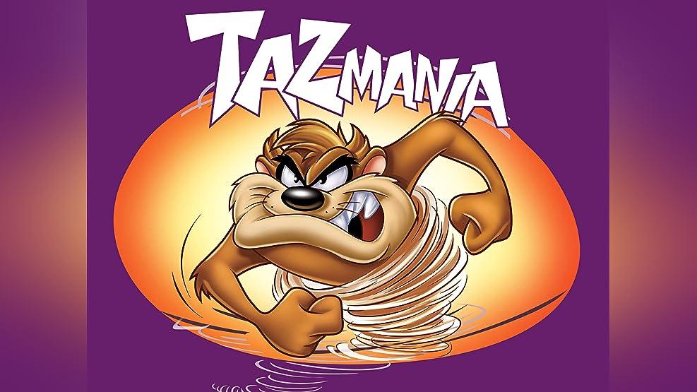 Taz-Mania: The Complete Second Season