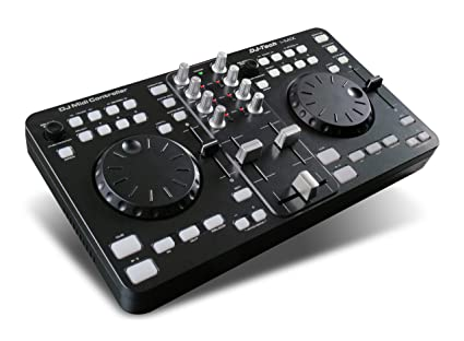 Amazon.com: DJ-Tech Imix USB/MIDI driver DJ con Traktor Le y ...
