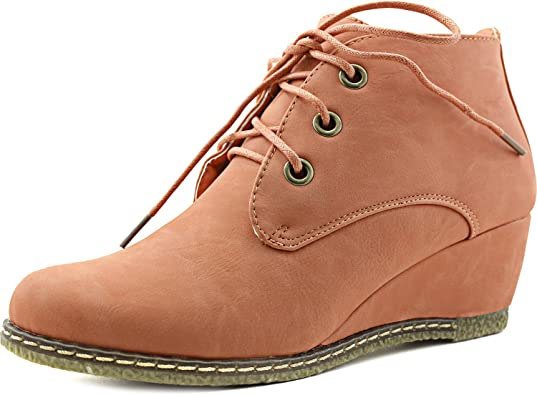coral booties