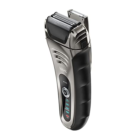 Wahl Smart Shave Rechargeable lithium ion wet   dry water proof foil shaver  for men. 6fe20a45be65