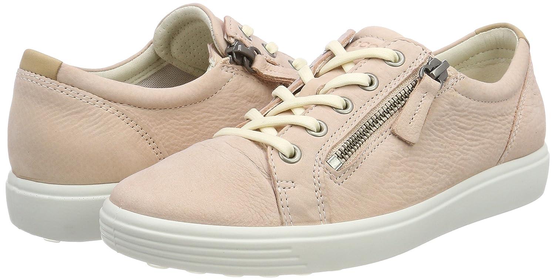 Ecco 7 Damen Soft 7 Ecco Sneaker Pink (Rose Dust) d7fae1