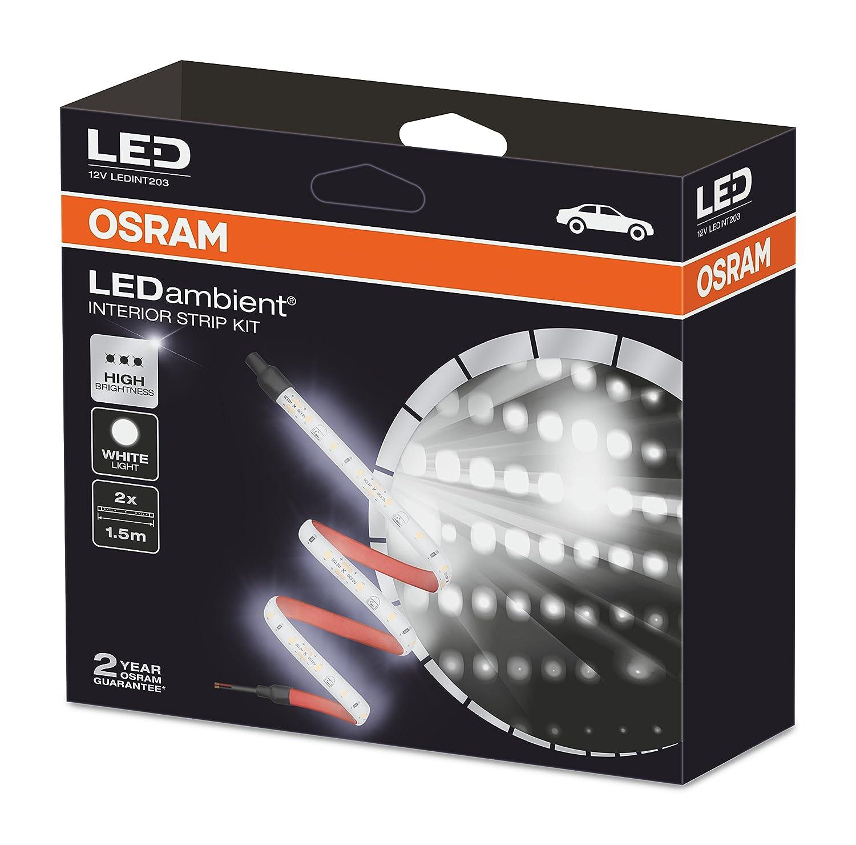 LED 1 Set LEDINT203 Osram LEDambient Interior Strip Kit Universal