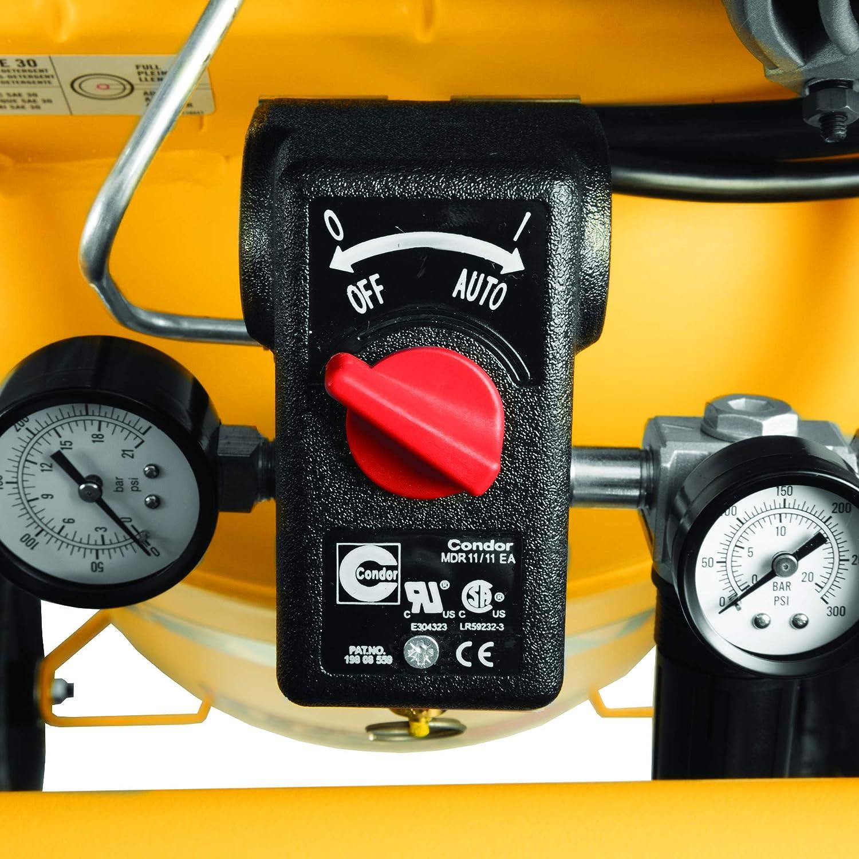 DeWalt 25 gallon Belt Drive Portable Compressors