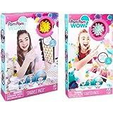 Pom Pom Wow! Starter Pack & Sparkle Pack Bundle