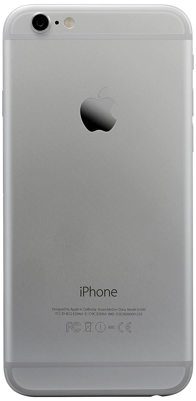 Apple iPhone 6 64 GB, Gris