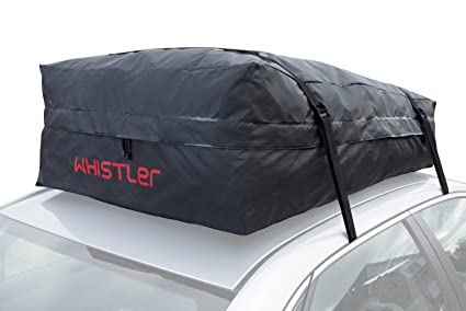 Car Roof Bag Bundle- 100% Waterproof Roof Top Cargo Bag NO RACK NEEDED +  sc 1 st  Amazon.com & Amazon.com: Car Roof Bag Bundle- 100% Waterproof Roof Top Cargo Bag ...