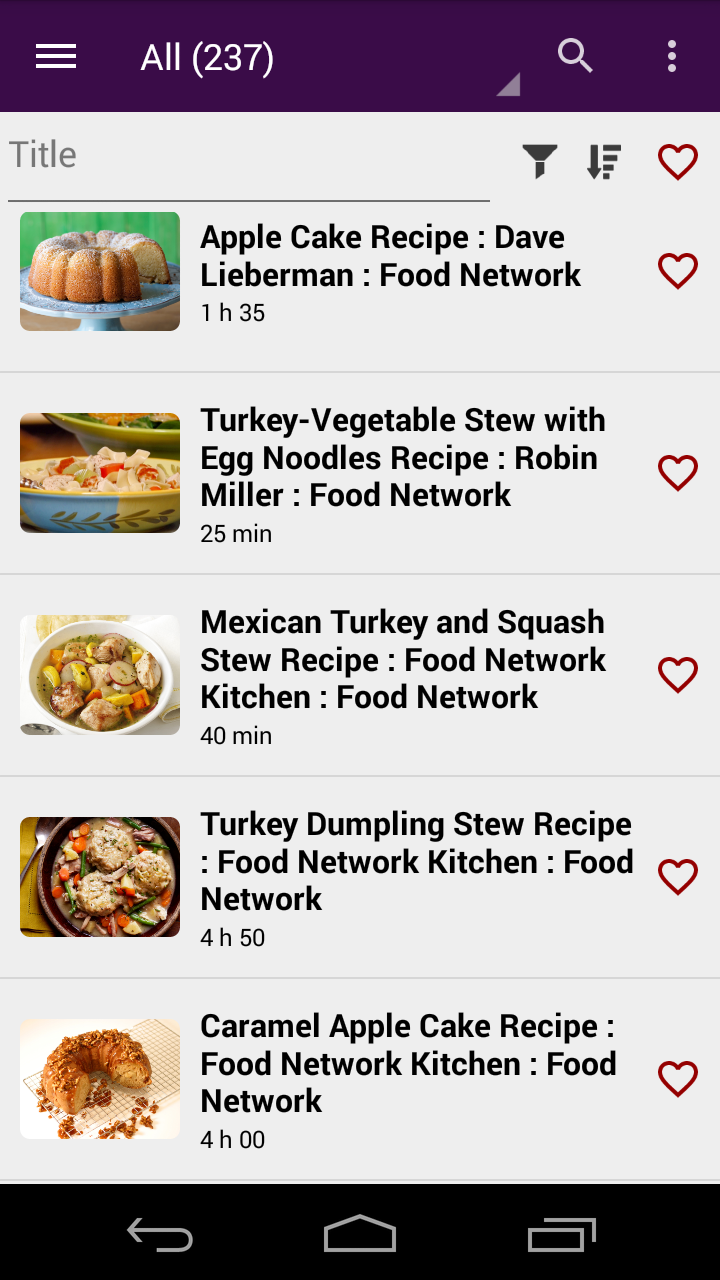 Awesome food network the kitchen recipes component best kitchen amazon cookbook recipes recettetek appstore for android forumfinder Gallery