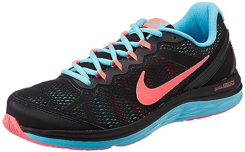 garra occidental atractivo  Buy Nike Women's Dual Fusion Run 3 MSL Black, Hot Lava, Clear Water Running  Shoes - 4 UK/India (36.5 EU)(4.5 US) at Amazon.in