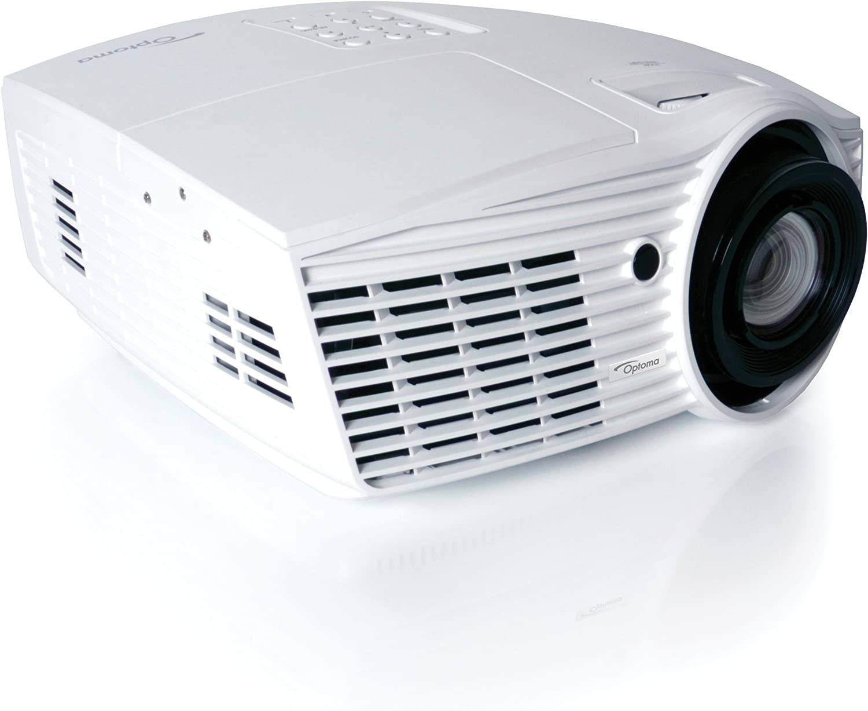 Optoma HD37 Video - Proyector (2600 lúmenes ANSI, DLP, 1080p ...