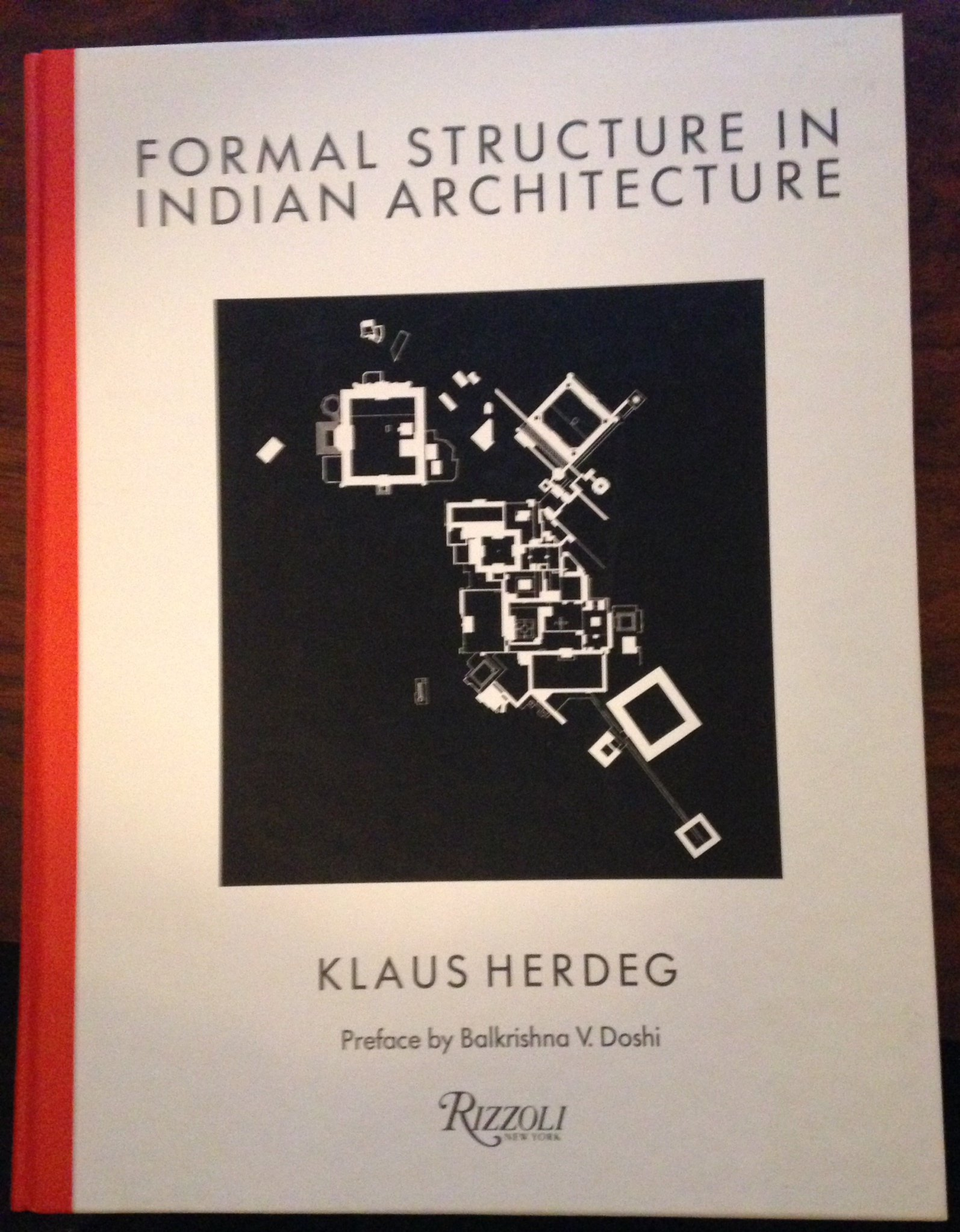 Formal Structure In Indian Architecture: Klaus Herdeg