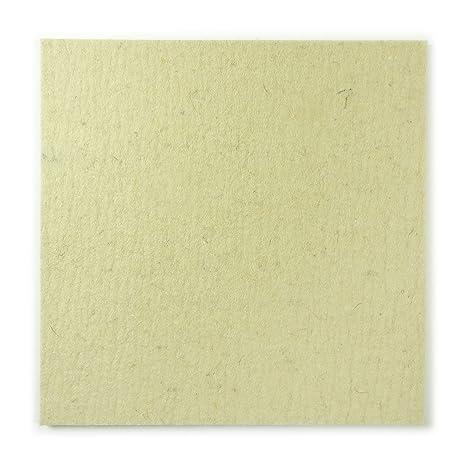 Cortes de fieltro (industrial), blanco, densidad media, 30 x 30 cm