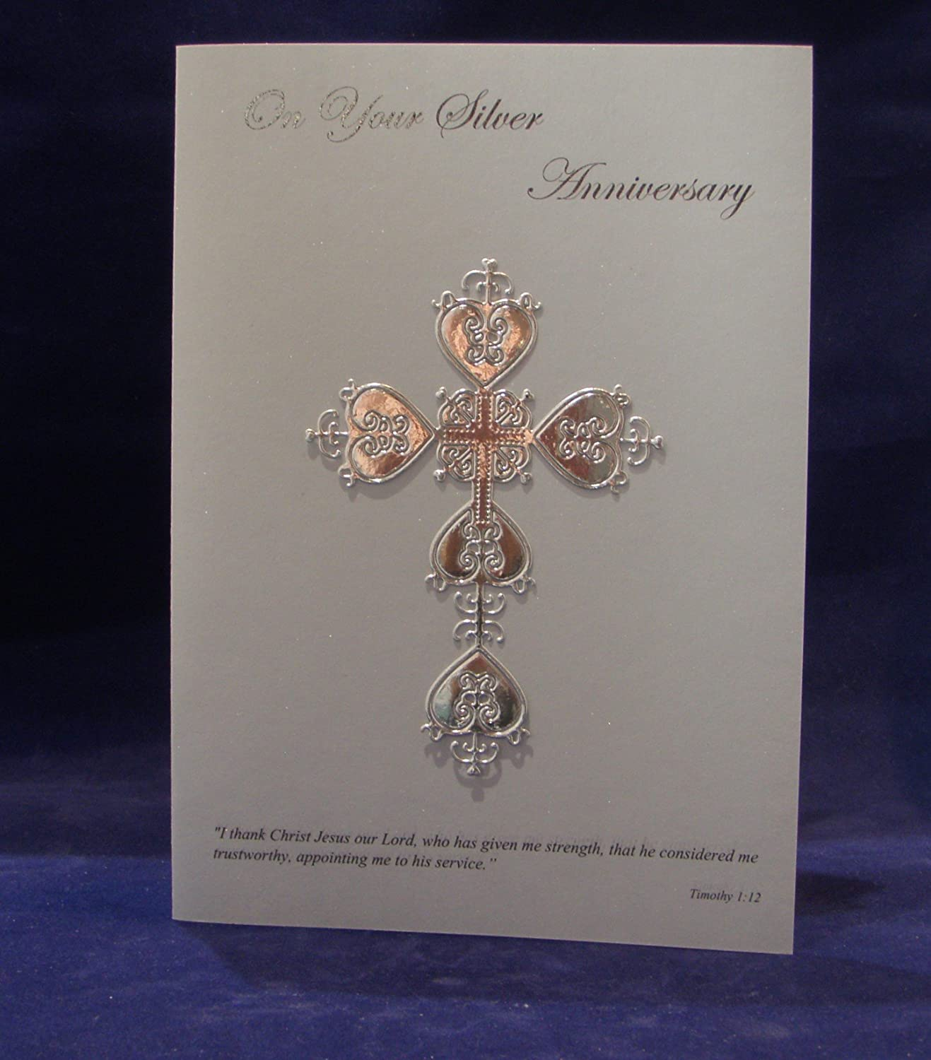 Religious Anniversary Card Ordination Card Card For Nun Card For