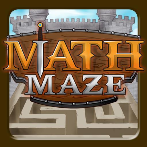 Math Maze Puzzle (Math Maze)