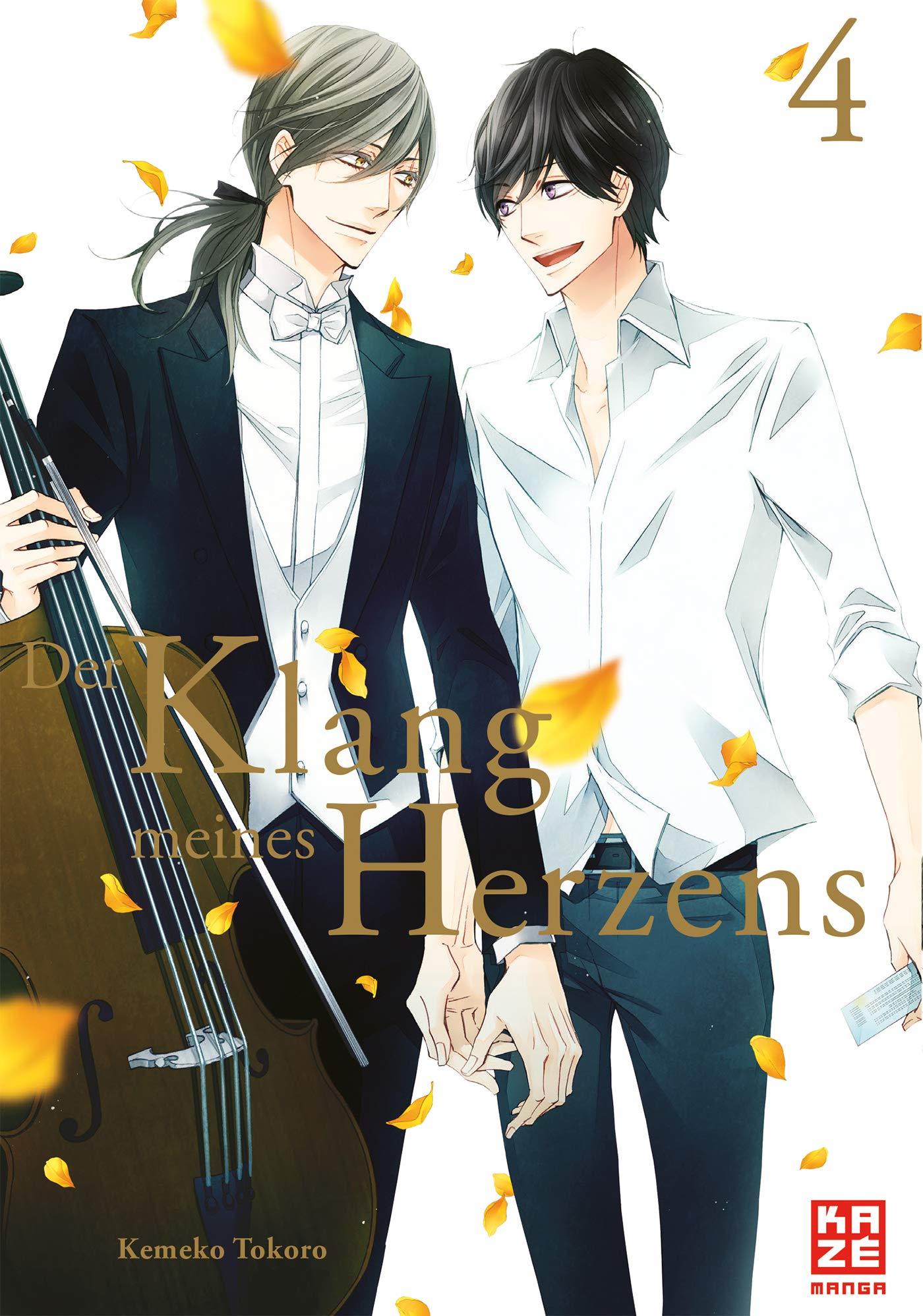 Der Klang meines Herzens 04 Taschenbuch – 4. Oktober 2018 Kemeko Tokoro Etsuko Tabuchi Dorothea Überall KAZÉ Manga