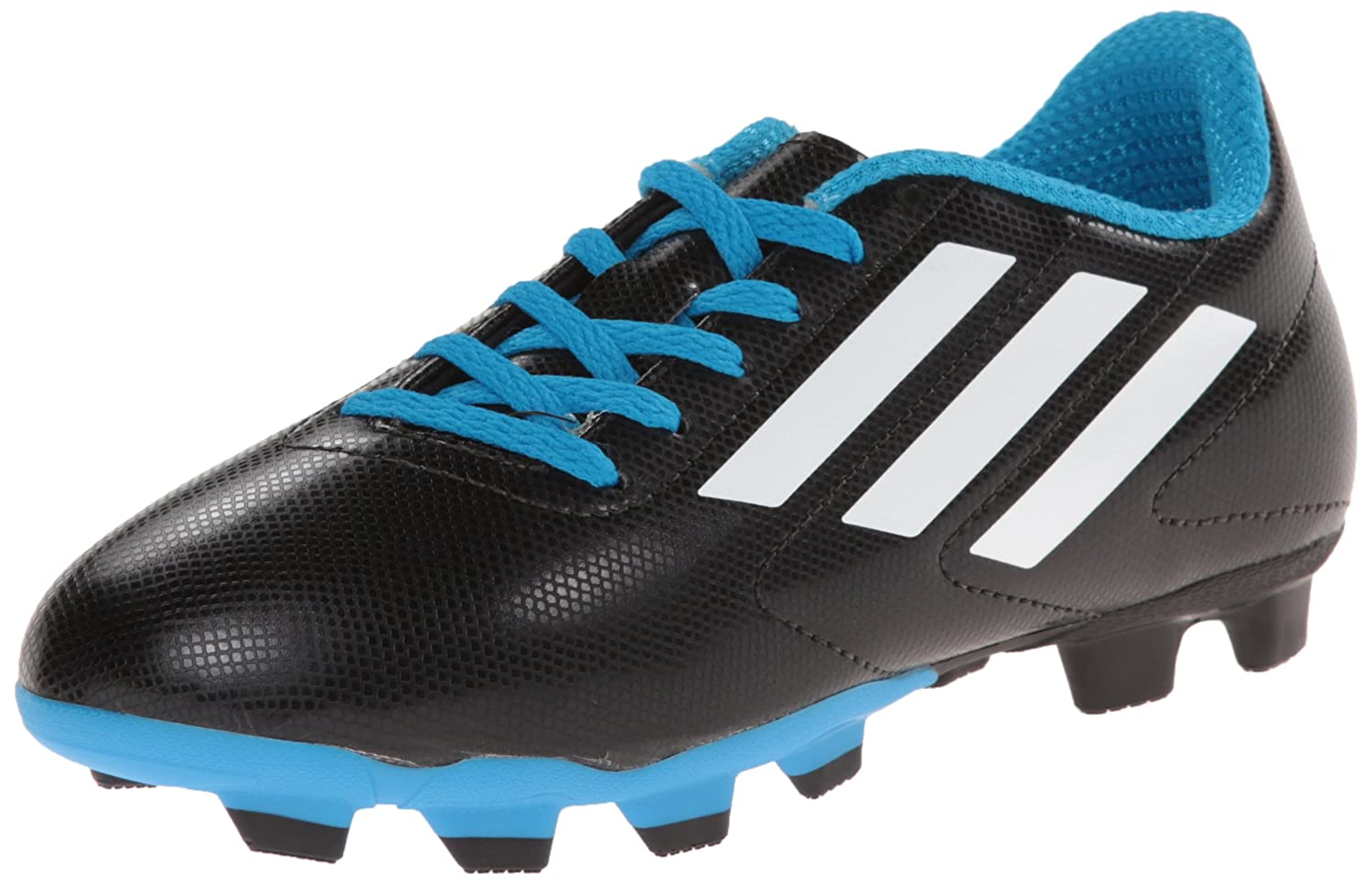 Adidas Performance Conquisto Firm-Ground J Soccer Cleat (Little Kid/Big Kid) adidas Kids Performance Footwear Conquisto FG J - K
