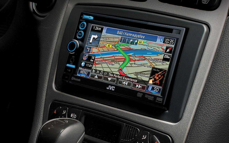 JVC KW-NT3 Car Navigation 64Bit