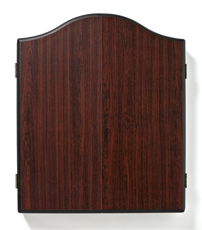 Winmau Plain Rosewood Dartboard Cabinet