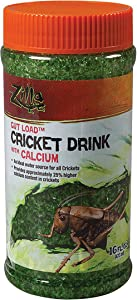 Zilla Gut Load Cricket Drink, 16-ounce