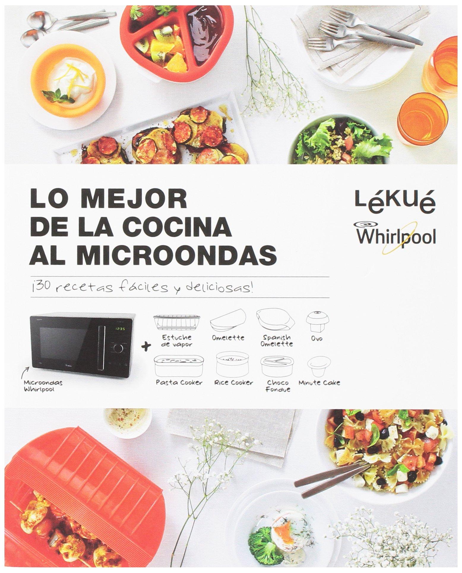 Lo mejor de la cocina al microondas: Amazon.es: Vv.Aa: Libros