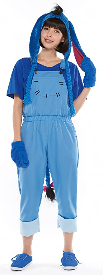 12f3f47c8076 Amazon.com  Disney Casual Eeyore Costume - Teen Women s STD Size  Clothing