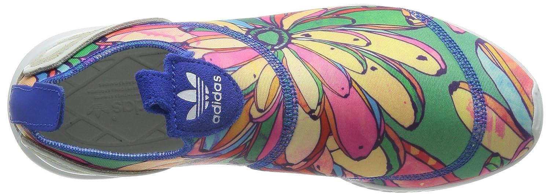 Adidas Freizeitschuhe Originals Damen ZX Flux ADV Smooth Slip On Freizeitschuhe Adidas - 6124bd