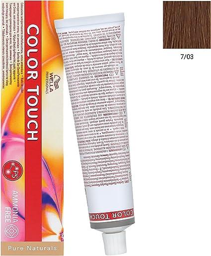 Wella Color Touch New 7/03 Coloración permanente