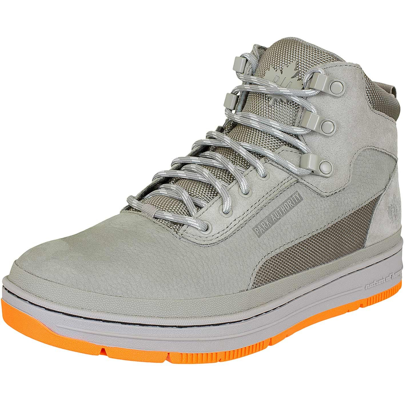 K1X Hombres Calzado / Boots GK 3000 43 EU|Grey/Flame
