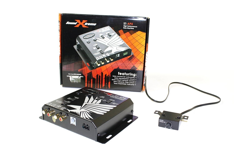 Soundxtreme Digital Bass Machine Processor St Ap5 Simple Audio Amplifier 2800w Circuit Diagram Nonstopfree Electronic Musical Instruments