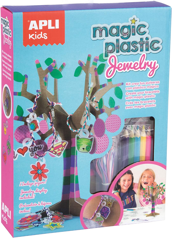 APLI Kids 15261 - Magic Plastic Joyas
