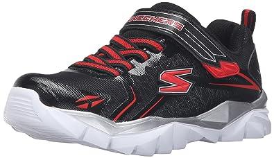 843198adebef Amazon.com | Skechers Kids Electronz Blazar Sneaker (Little Kid/Big ...