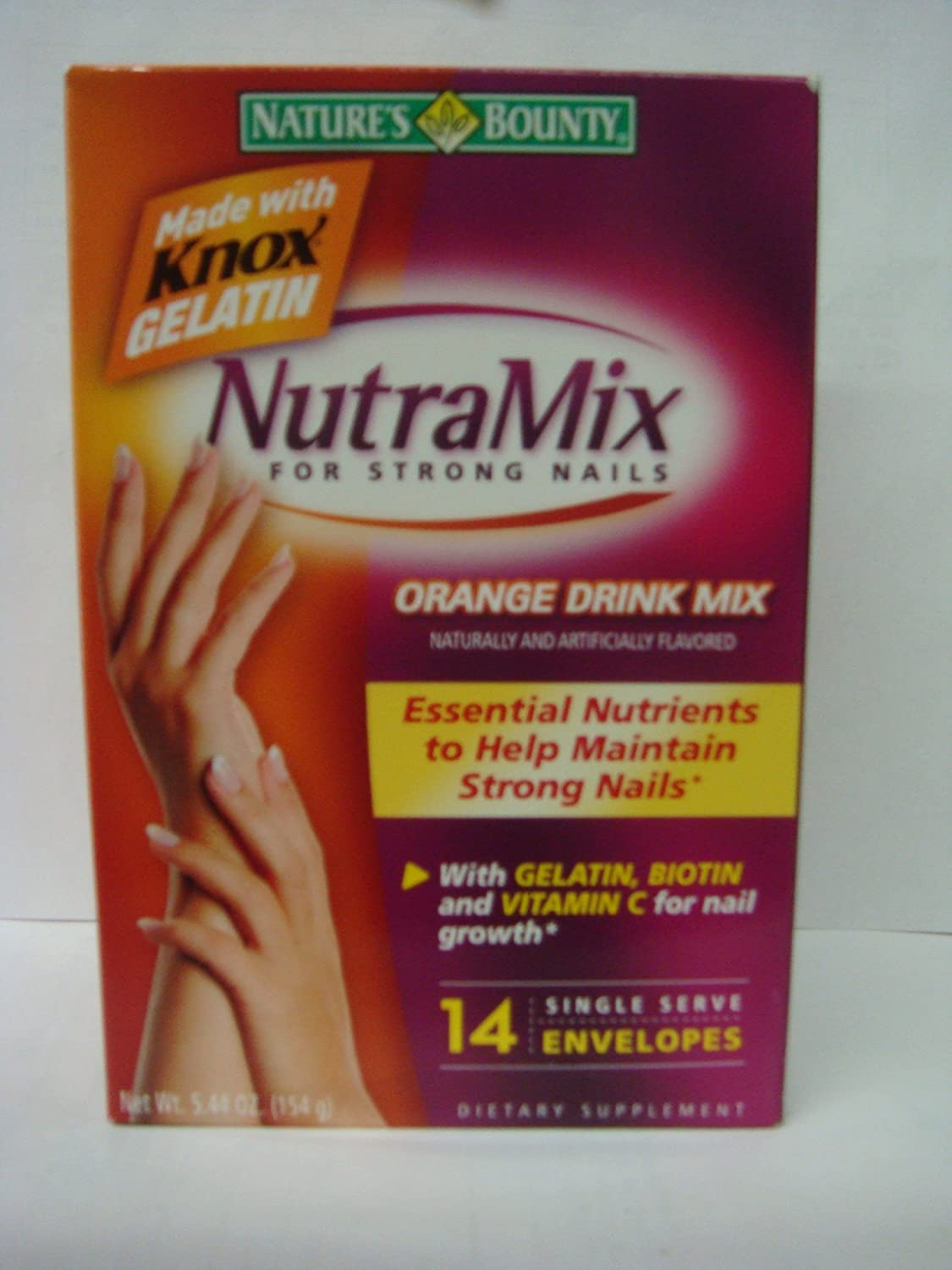 Knox NutraMix for Strong Nails