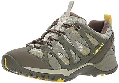 407ac976566b1 Amazon.com   Merrell Women's Siren Hex Waterproof Hiking Shoe ...