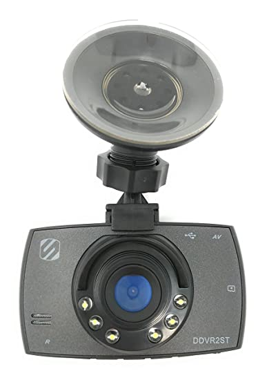 Amazon.com: Scosche DDVR2ST Dashboard Camera (DDVR2ST-1080p HD DVR): Automotive