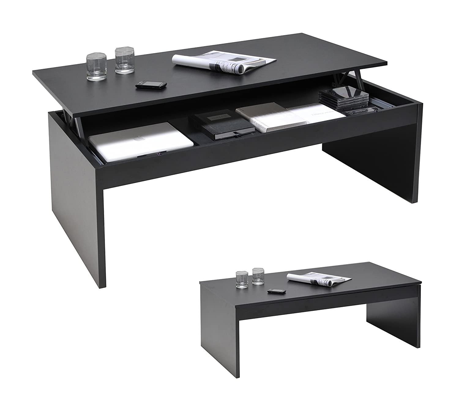 table basse weber. Black Bedroom Furniture Sets. Home Design Ideas