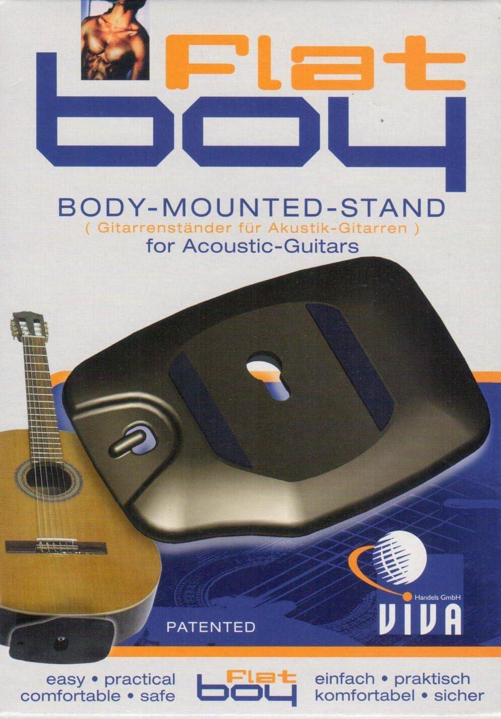 Soporte de Boy fb-100 cuerpo montaje en soporte para guitarra ...