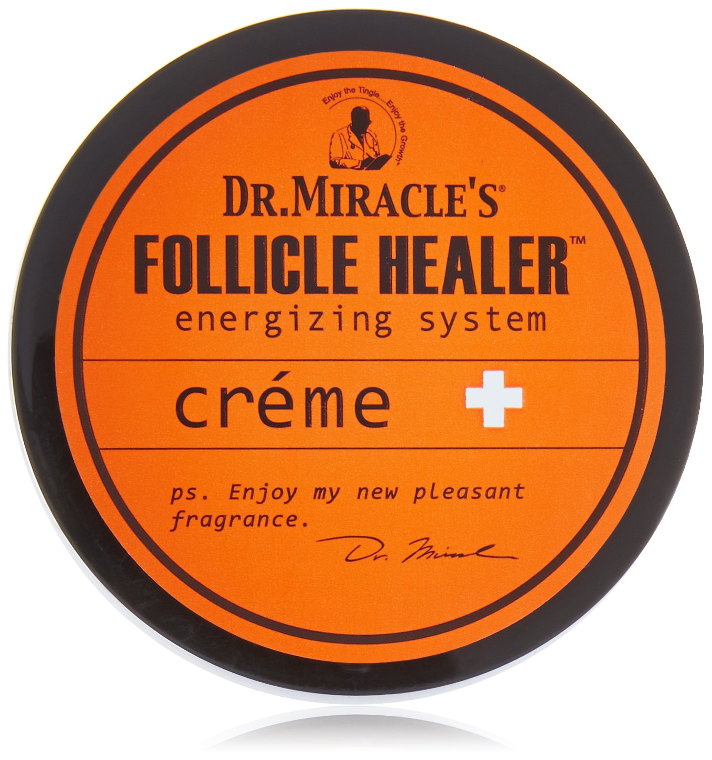 Dr. Miracle's Follicle Healer Creme, 2 Ounce by Dr. Miracle's