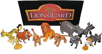 Amazon.com: Disney The Lion Guardia Deluxe Party Favors ...