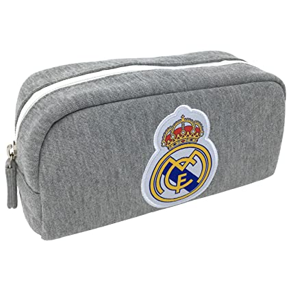 Amazon.com: Real Madrid (Real Madrid) Sweatshirt Square Pen ...