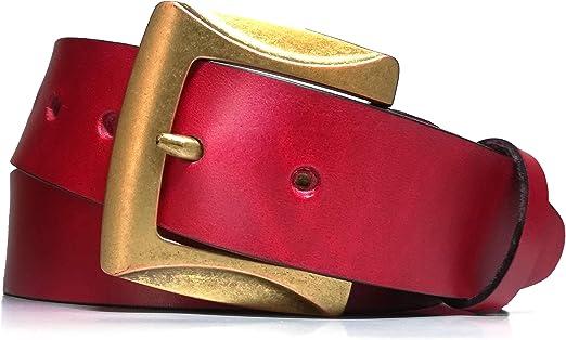 Hebilla cintur/ón para cintur/ón de 4 cm de ancho