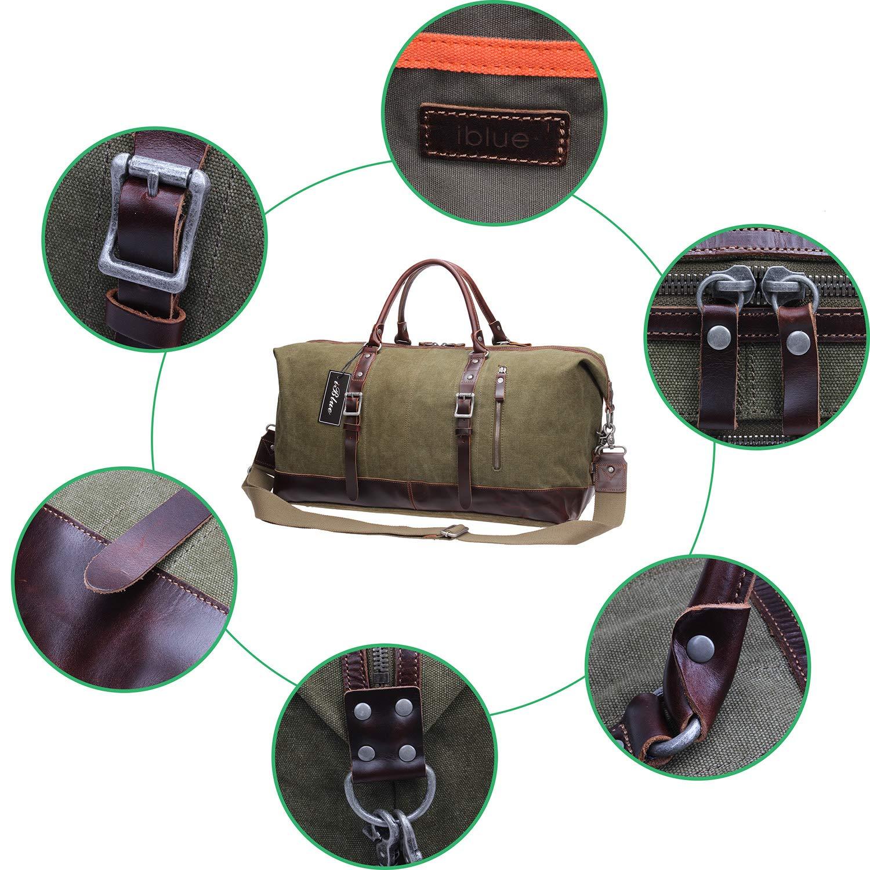 Amazon.com: Iblue #B003 bolsa de lona de diseño ...