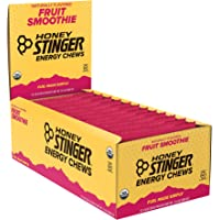 12-Pack Honey Stinger Organic Energy Chews, 1.8 oz. Packet