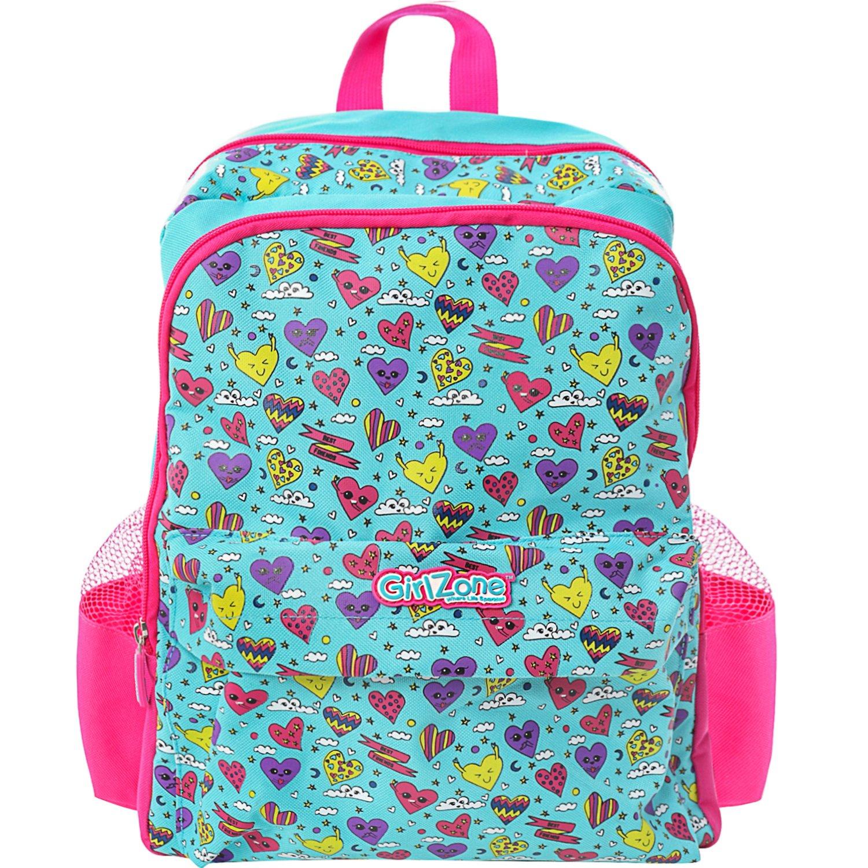 GirlZone: Geschenke für Mädchen - Kinderrucksack - Schultasche für ...